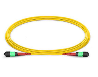 24 Fiber Optical Patch Cord 1310/1550nm Wavelength With LSZH Jacket
