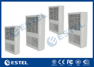 China Líquido refrigerante Embeded do permutador de calor do cerco de AC220V 80W/K que monta IP55 R134A fornecedor